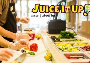 Juice It Up! Signs Three-Store Deal to Enter Florida