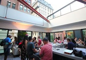 Roll-A-Cover is Raising the Roof with a Motorized Skylight at Maison 208