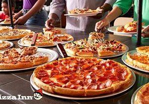 Buffet All Day At Pizza Inn