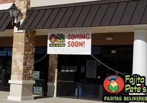 Fajita Pete's Announces Sienna Plantation Grand Opening