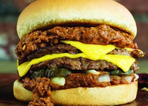 New Double Chili Cheeseburger Featuring 100% USDA All-Beef Chili to Hit Farmer Boys Menu for a Limited Time