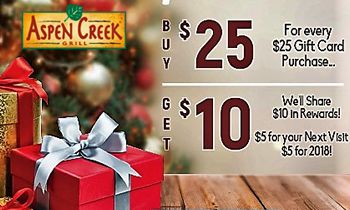 Is Aspen Creek Grill Open Christmas Day 2020 Aspen Creek Grill – Generosity Has Reached New Heights and Giving