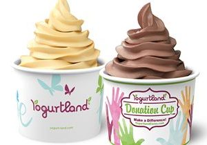 Yogurtland's 'Hope' Donation Cup Raises More Than $81,000 Supporting Yogurtland Cares Charities