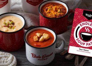 Bob Evans Restaurants Announces 'Souper' Deal To Warm Up Guests This Winter