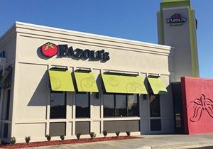 Fazoli's Closes 2017 With 57 Franchise Sales Records And Signing Of Six New Development Agreements