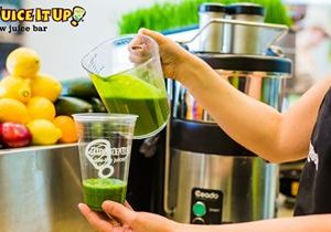 Juice It Up! Ranked Top Three Smoothie & Raw Juice Franchise in Entrepreneur's Annual Franchise 500
