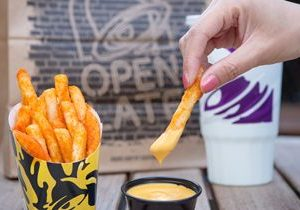 Rumors Confirmed: Taco Bell Sets Release Date For Nacho Fries – And Oh BTW They're $1