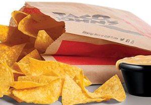 Celebrate National Tortilla Chip Day At Taco John's