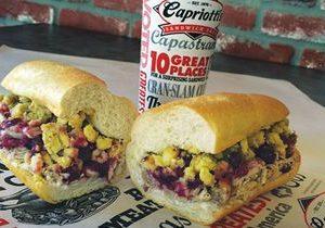 Local Favorite Capriotti's Wins 'Best Sandwich in Vegas' Award