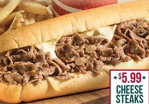 Celebrate National Cheesesteak Day with Philly's Best