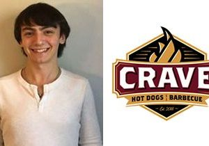 Crave Hot Dogs and BBQ Names Jake Moran as Director of Operations and Training