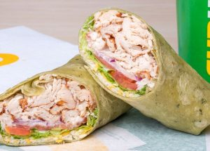 Subway Rolls Out New Signature Wrap Collection