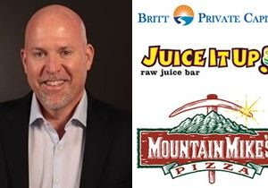 Britt Private Capital Acquires Second Franchised Food Brand in 12 Months