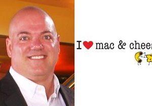 I Heart Mac & Cheese Names Daniel Collins President/CDO