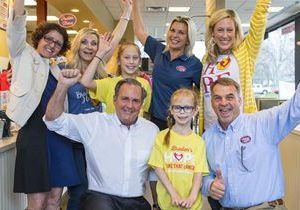 """Jersey Mike's Subs Raises Over $6 Million for Charities During Nationwide """"Month of Giving"""""""