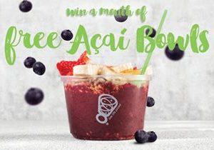 Juice It Up! Celebrates April Açaí Month with Super(fruit) Giveaway