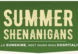 Bennigan's Launches Summer Shenanigans Menu