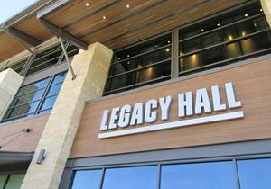 Tim Byres Plants Tight Quarters Power Bowls in Legacy Hall