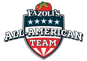 Fazoli's Names Employees to All-American Team
