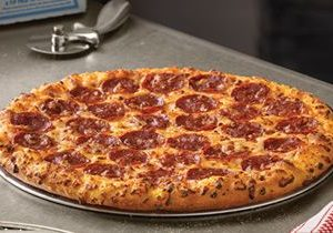 Domino's to Celebrate Pepperoni Pizza Day with Weeklong Carryout Special