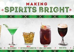 Bennigan's is Making Spirits Bright with Its New Festive Drink Menu