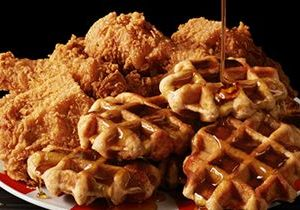 KFC Is (Finally!) Serving Chicken & Waffles – Now You Can Have Brunch Anytime, Anywhere