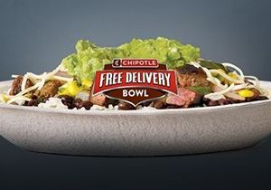 Chipotle Celebrates College Football Fans With The Free Delivery Bowl