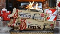 KFC Will Warm Your Hearth This Winter With Fried Chicken-Scented Firelogs