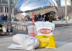 Cousins Subs Franchise Enters Illinois with Opening of Downtown Chicago Restaurant
