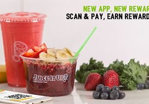 Juice It Up! Launches New Mobile App that Rewards Guest Loyalty