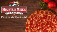 Mountain Mike's Pizza Opens First Location in Fort Bragg