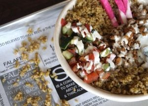 Get Your Freek On! SAJJ Mediterranean Debuts Freekeh at All California Locations
