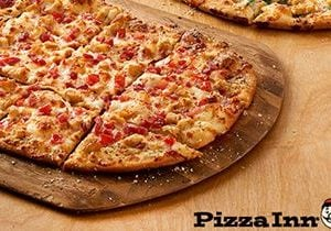 Pizza Inn Adds FLATBREADS to Buffet Lineup