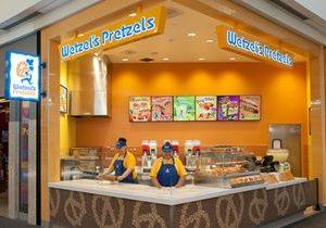Wetzel's Pretzels Continues East Coast Expansion