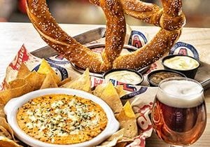 Arooga's Grille House & Sports Bar to Unveil New Menu with 50% Off Promotion Monday, March 11th