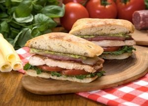 The Habit Burger Grill Introduces the New Zesty Italian Chicken Ciabatta Sandwich