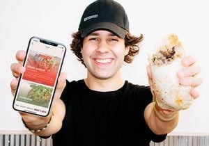 Chipotle Offers Free Delivery And Teams Up With David Dobrik To Celebrate National Burrito Day