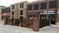 Crave Hot Dogs and BBQ Opens Its Doors in Yukon, Oklahoma
