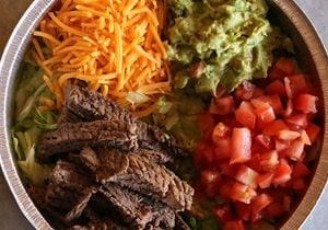 Kick Into Ketosis with Fajita Pete's New Keto Bowl