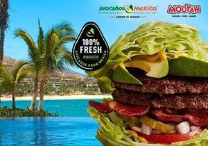 MOOYAH Burgers, Fries & Shakes Announces Mexico Trip Sweepstakes in Partnership with Avocados From Mexico