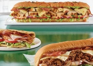 Subway Restaurants Open the Club Doors to its New Collection