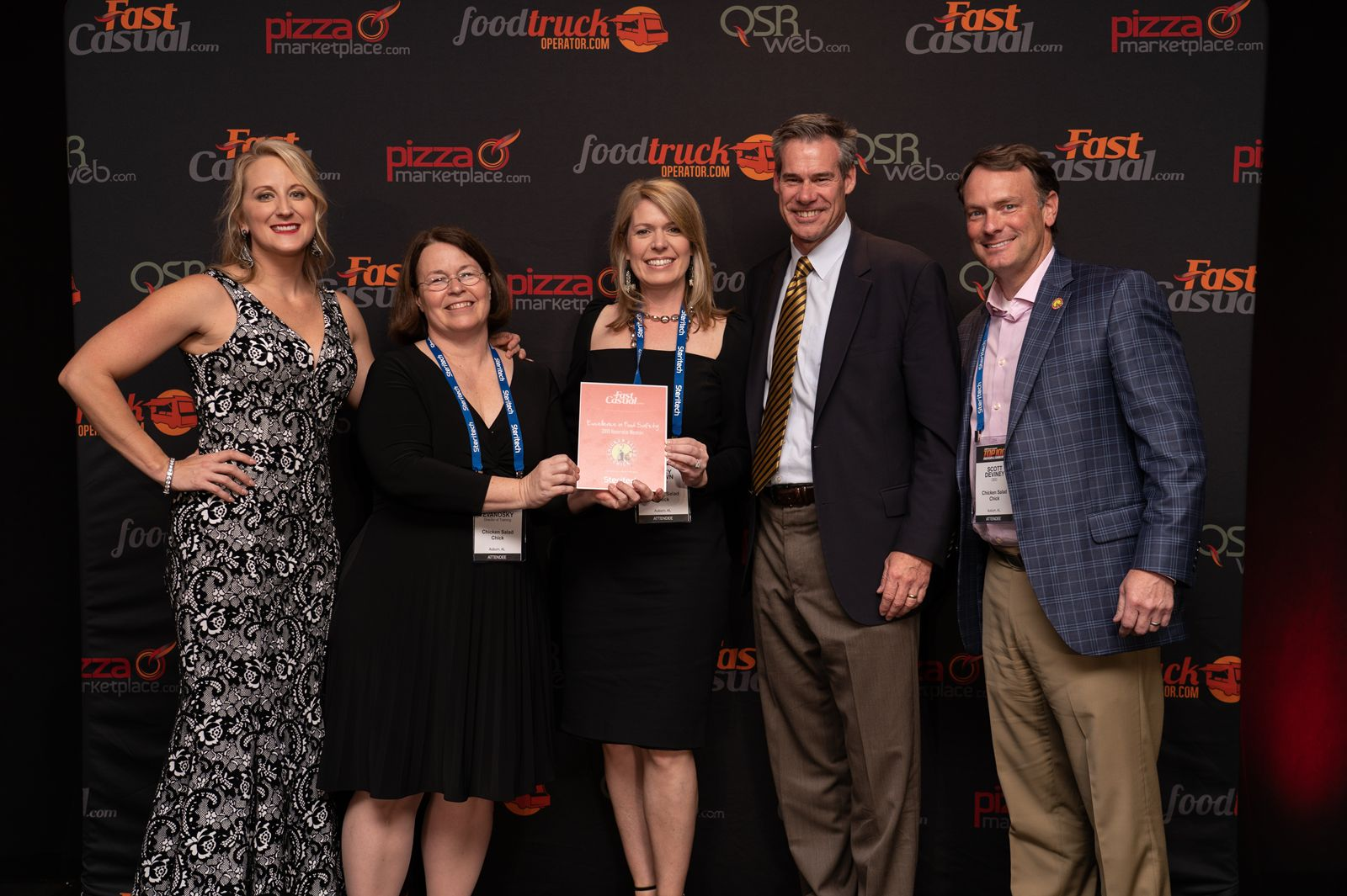 Chicken Salad Chick Earns Honorable Mention In Fast Casual's Top 100 Movers And Shakers Inaugural Excellence In Food Safety Award