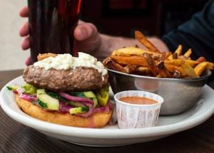 Bad Daddy's Burger Bar Debuts Chef-Driven Lamb Burger