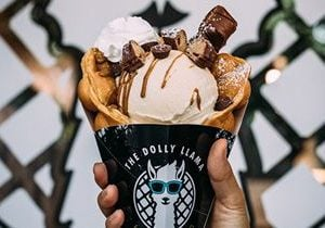 Los Angeles' Waffle Master, The Dolly Llama, Announces Two New Locations Coming This Summer