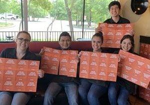 Mongolian Concepts Raises $50,000 For No Kid Hungry