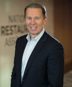 Rob Gifford Named President of National Restaurant Association Educational Foundation