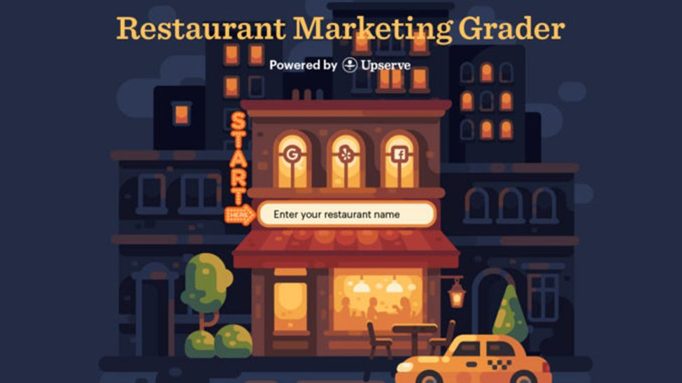 Restaurant Technology News: Restaurant365's Big Growth Plans, Coca-Cola's Digital Marketplace, Upserve's Free Restaurant Marketing Grader
