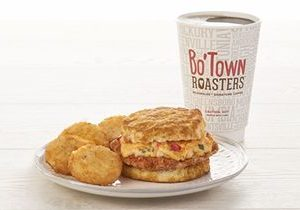 Bojangles' New Pimento Cheese Makes Craveable, Southern Menu More Perfect