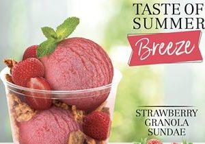 Taste the Summer Breeze at Nestlé Toll House Café By Chip