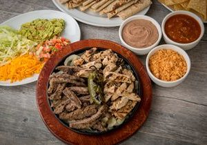 Enjoy Sizzlin' Specials on National Fajita (Pete's) Day